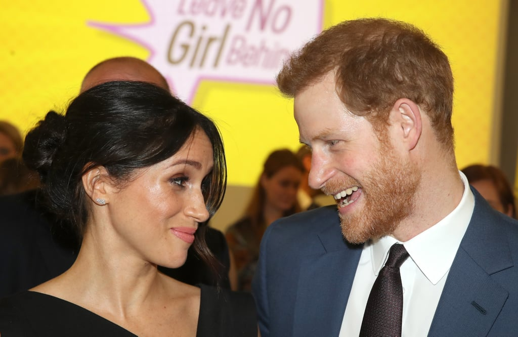 April: When Meghan and Harry Attended the Women's Empowerment Reception