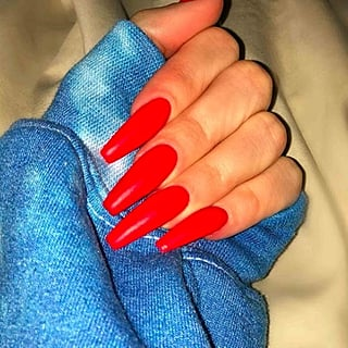 Khloe Kardashian Mom-Shamed For Long Nails
