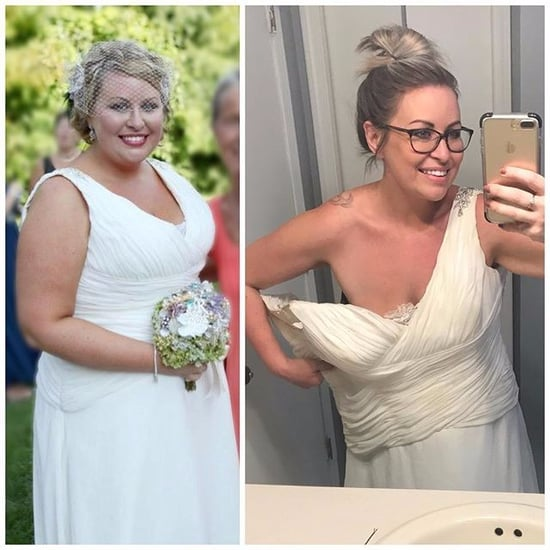 Keto Weight-Loss Story on Instagram