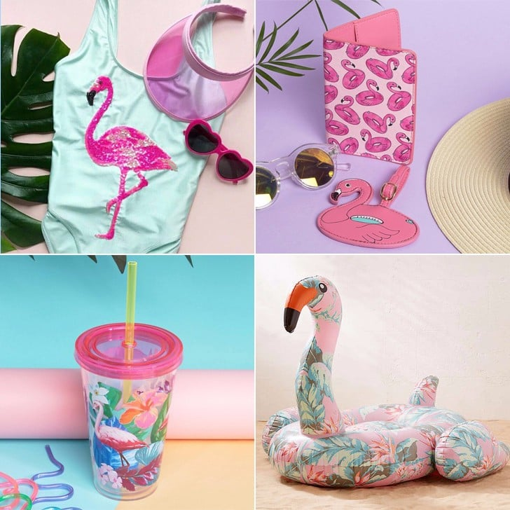 22 Summer Must Haves Covered in Flamingos, Because Why Not?
