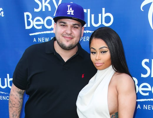 Rob Kardashian Tweets Kylie Jenner's Phone Number After His Family Snubs Chyna