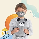 Cubcoats Face Masks For Kids — Puppy