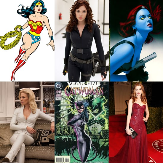Which Character Did Hollywood Cast Right?  sc 1 st  Popsugar & Which Character Did Hollywood Cast Right? | Upcoming Female Comic ...