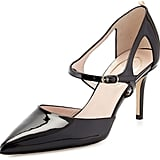 SJP by Sarah Jessica Parker Phoebe Patent Mary Jane Pump, Black ($350)