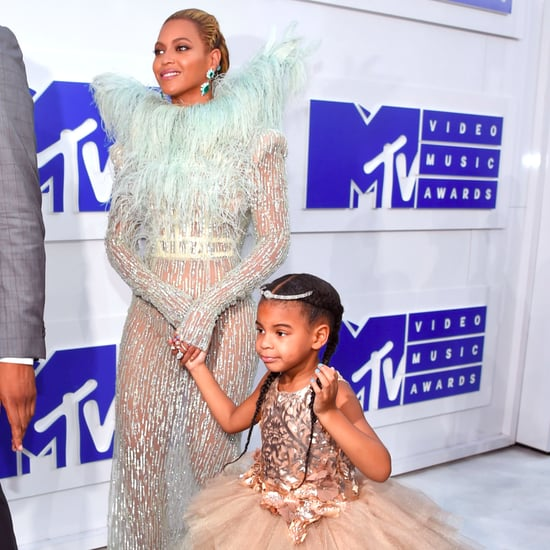 Beyonce and Blue Ivy at the 2016 MTV Video Music Awards