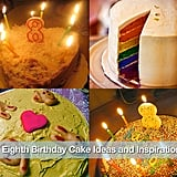 Eighth Birthday Cake Ideas and Inspiration