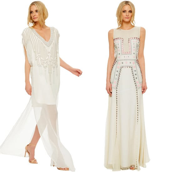 Beach Brides, Rejoice! Mara Hoffman's Got Your Gown