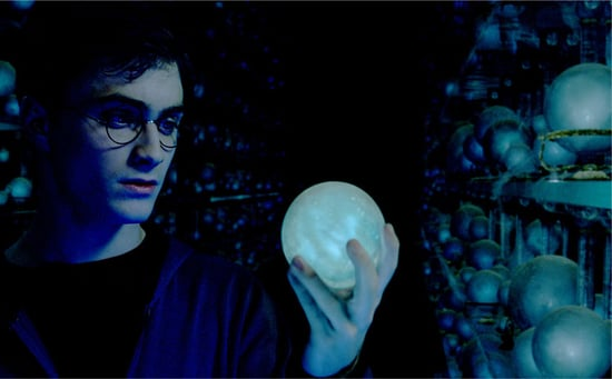 Harry Potter & The Order Of The Phoenix: Just What You'd Expect