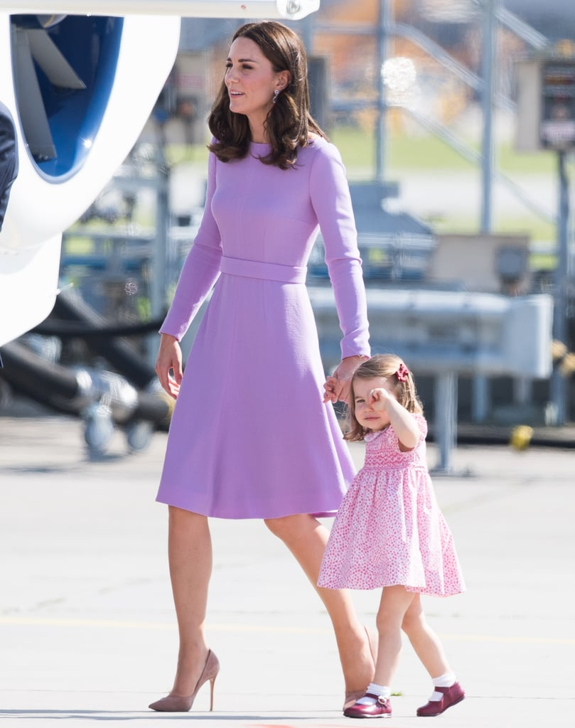 Her Dress Might Come in Lavender | What Will Kate Middleton Wear to ...