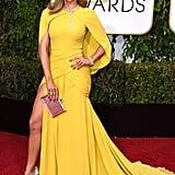 Jennifer Lopez at the 73rd Annual Golden Globe Awards