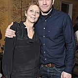 Jake Gyllenhaal came out to Sundance 2013 to support mom Naomi Foner's film Very Good Girls.