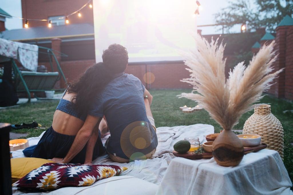 Get outdoor movie night ready.