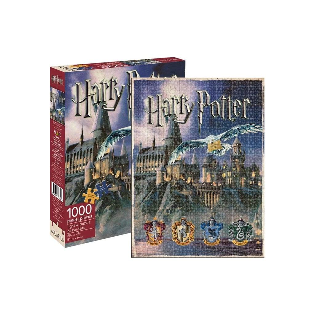 Harry Potter Hogwarts 1000-Piece Jigsaw Puzzle