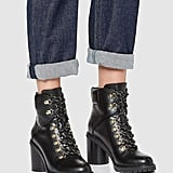find. Chunky Boots