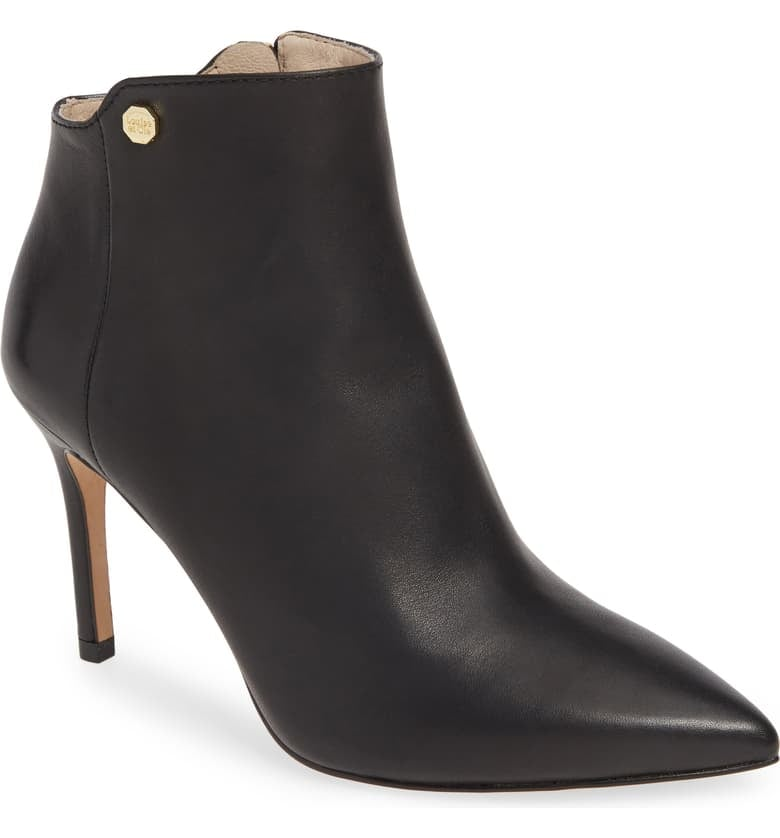 Louise et Cie Sid Pointy Toe Booties
