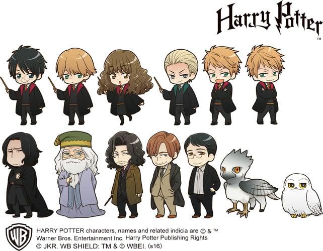Anime Harry Potter | POPSUGAR Tech