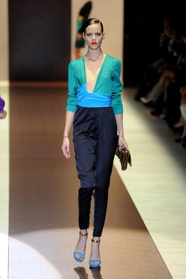 Spring 2011 Milan Fashion Week: Gucci 2010-09-22 10:43:56