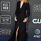 Patricia Clarkson at the 2019 Critics' Choice Awards