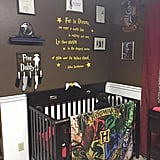 This Magical Nursery Is What Harry Potter Fans' Dreams Are Made Of