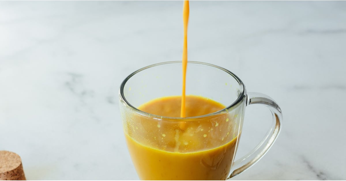 hot wellness drinks popsugar fitness