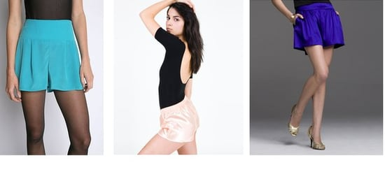 Get Ready For Satin Shorts