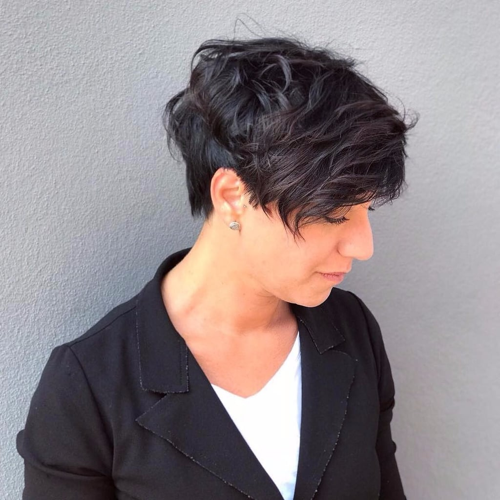 Pixie Cut Hairstyles Popsugar Beauty