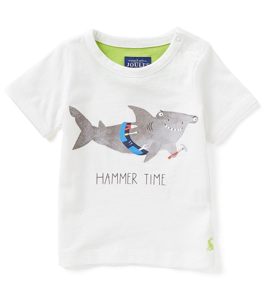 Short-Sleeve Finlay Shark Tee