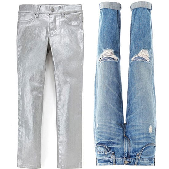 Fast Five: Non-Boring Ways to Wear Denim