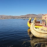 Sail the Titicaca Lake in Peru or Bolivia