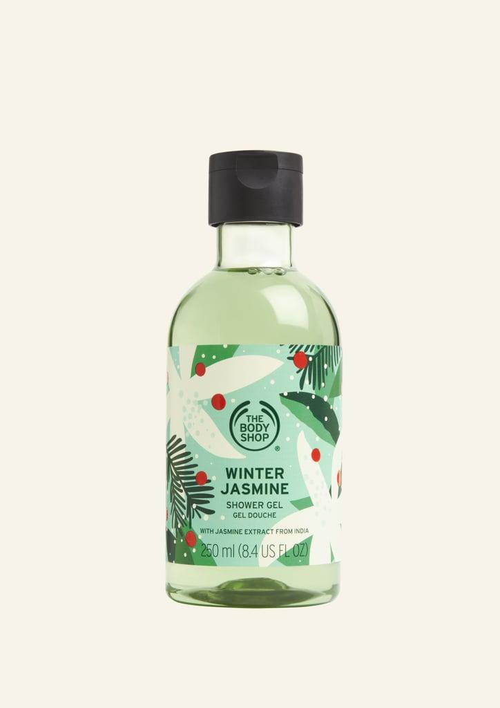 The Body Shop Winter Jasmine Shower Gel