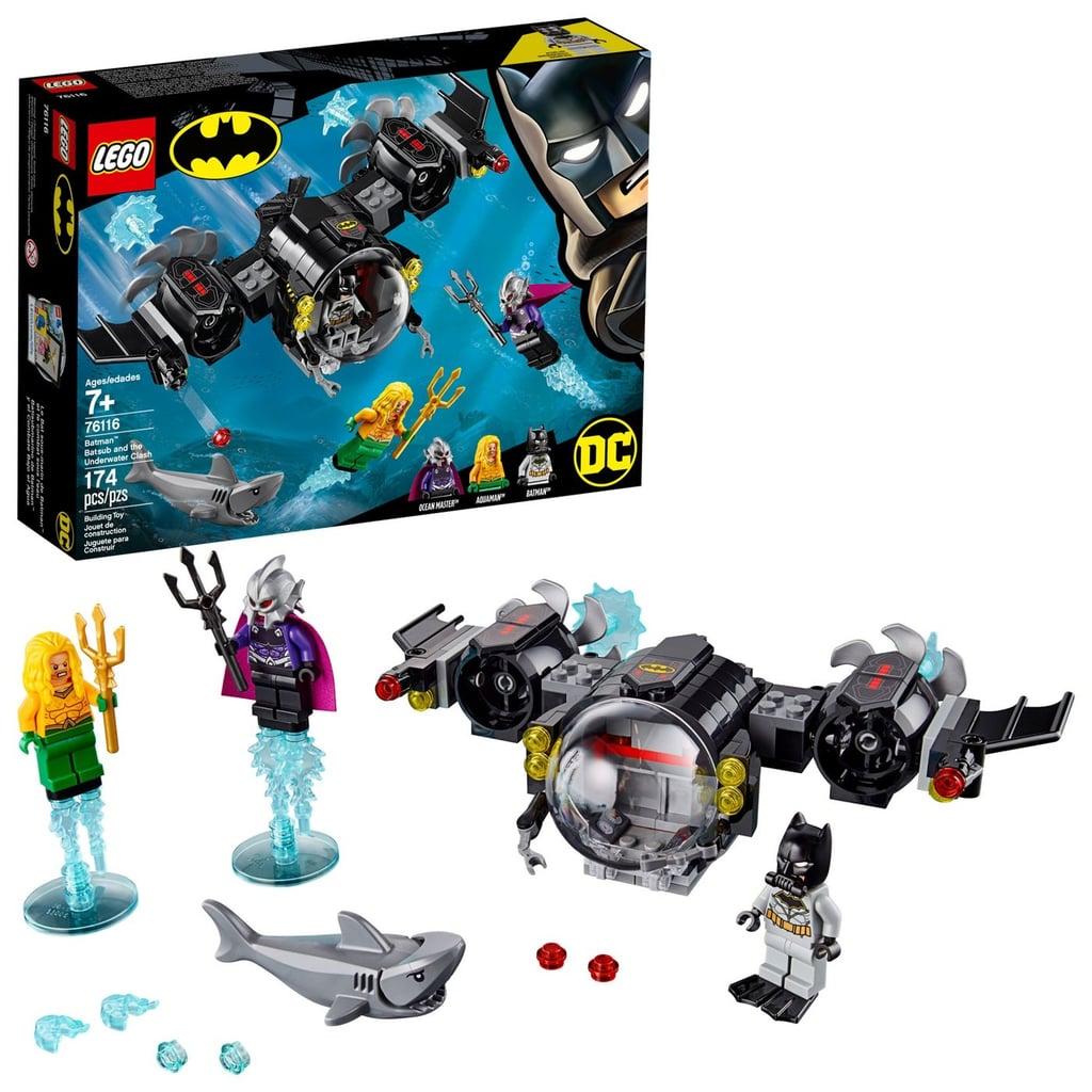 Lego Batman Batsub and the Underwater Clash