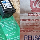 Properly Recycle Your Ink Cartridges
