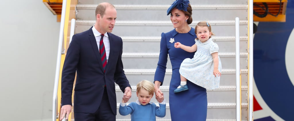 Prince George and Princess Charlotte Are Already Stealing the Show During the Royal Tour of Canada