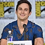 Andrew J. West Hot Pictures