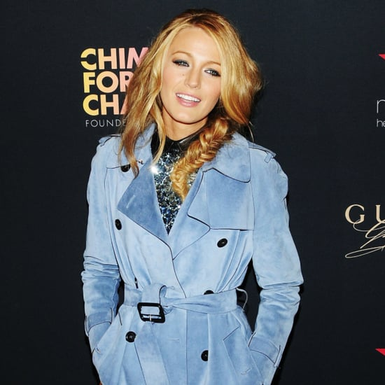 Blake Lively at Gucci's Chime For Change Macy's Event in NYC