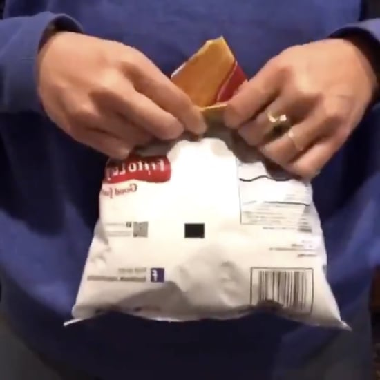 Hack For Sealing a Bag of Chips | Video