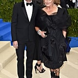 Hugh Jackman and His Wife at the Met Gala 2017