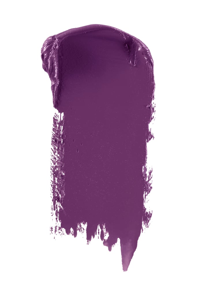 Swatch of NYX Pin-Up Pout Lipstick in Violet Femme
