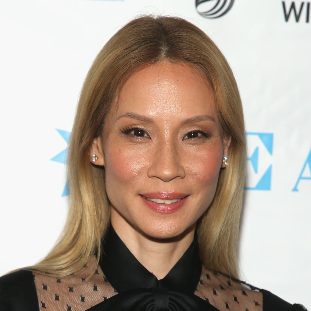 Lucy Liu Blond Hair Colorist Interview