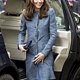 Yes!Kate Middleton Proves It's Possible to Repurpose Your Wedding Guest Look