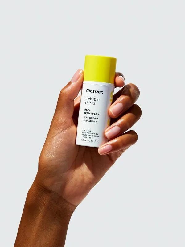 Glossier Invisible Shield Daily Sunscreen