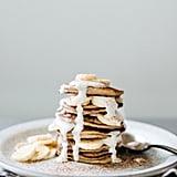 Gluten-Free Pumpkin Spice Banana Bread Pancakes