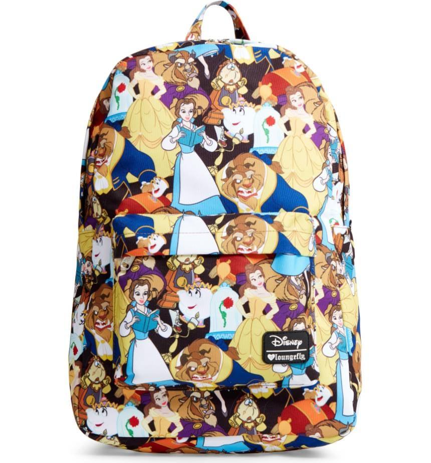 Loungefly Disney Beauty & The Beast Backpack