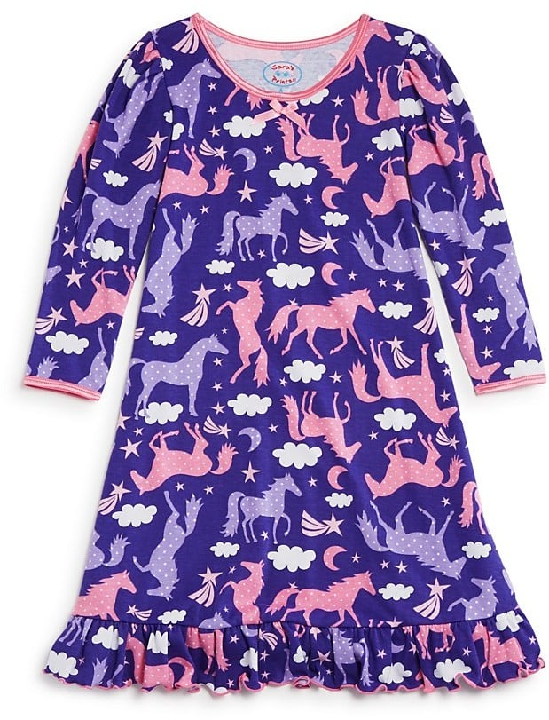 Flying Unicorn Nightgown