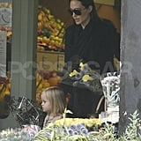 Angelina Jolie Pictures With Daughter Vivienne