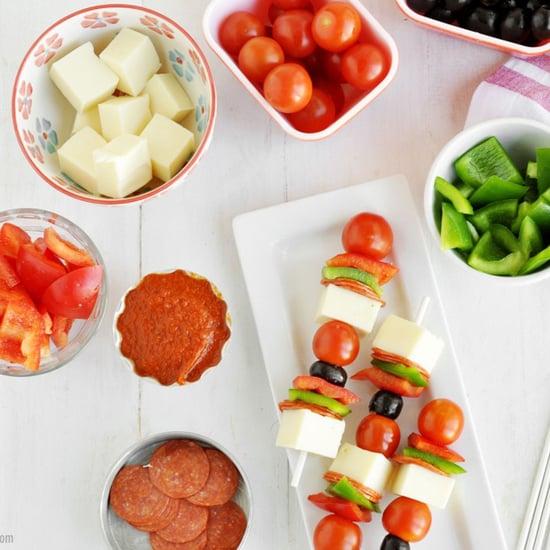 Healthy Freezable School Lunch Ideas