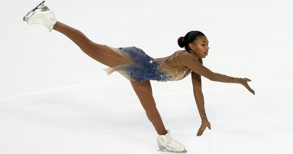 Starr Andrews Skated to Her Own Cover of Etta James, and We're Speechless Right Now