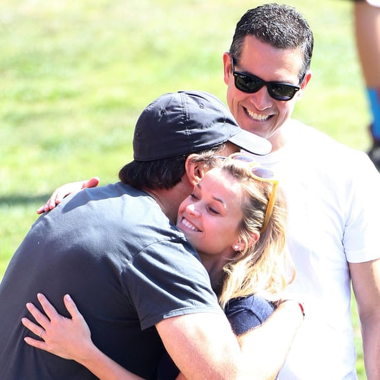 Reese Witherspoon at Brentwood Corn Festival