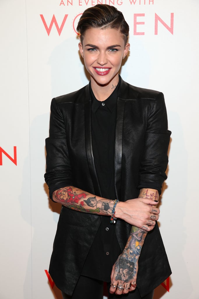 Actress Ruby Rose Has Joined the Cast