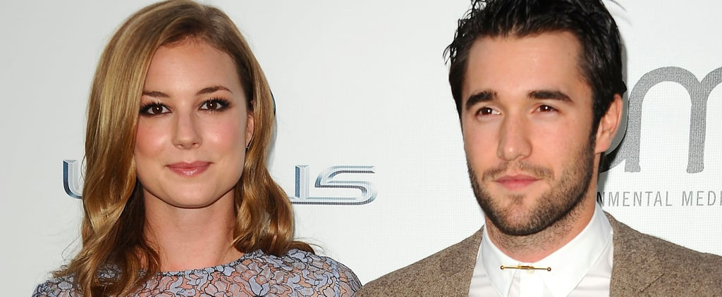 Emily VanCamp Is Engaged and We Can't Look Away From Her Stunning Ring